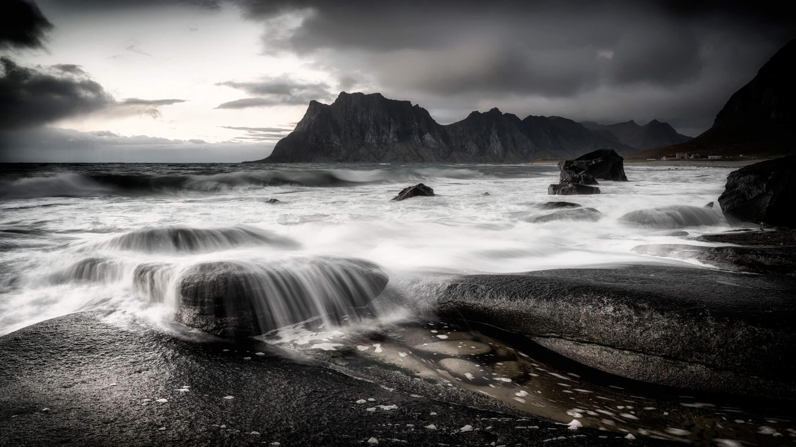 Uttakleiv beach - Joakim Jormelin